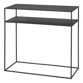 Blomus Konzolový odkládací stolek s poličkou FERA