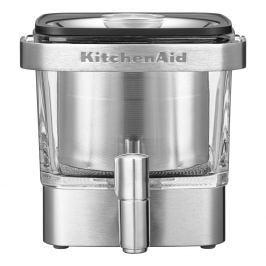 KitchenAid Kávovar pro studenou přípravu kávy, broušený nerez