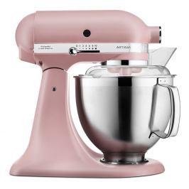 KitchenAid Kuchyňský robot Artisan 185 matná růžová