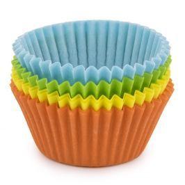 KAISER Papírové košíčky na mini muffiny barevné 150 ks Muffin World