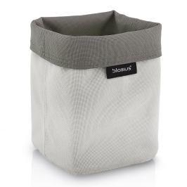 Blomus Oboustranný košík na kosmetické potřeby ARA malý pískový/šedohnědý