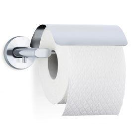 Blomus Držák toaletního papíru s krytem AREO matný nerez