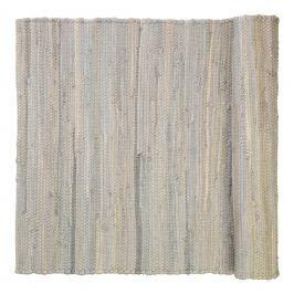 Blomus Bavlněný kobereček SOLO pískový 70 x 130 cm