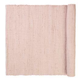Blomus Bavlněný kobereček SOLO světle růžový 60 x 90 cm