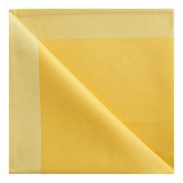 Georg Jensen Damask Ubrousek yellow 50 x 50 cm