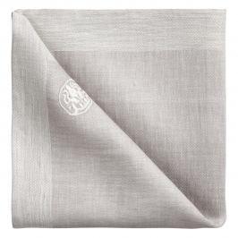Georg Jensen Damask Ubrousek grey 45 x 45 cm PLAIN