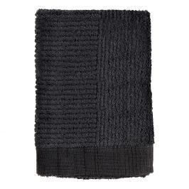 ZONE Ručník 50 x 70 cm black CLASSIC