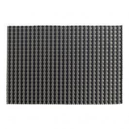 ZONE Prostírání 30 x 40 cm black silver