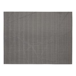 ZONE Prostírání 30 x 40 cm silver line pattern