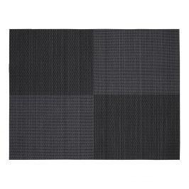 ZONE Prostírání 30 x 40 cm black square pattern
