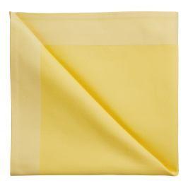 Georg Jensen Damask Ubrousek lemon curd 50 x 50 cm