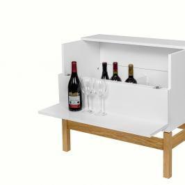Barový stolek Woodman Grande