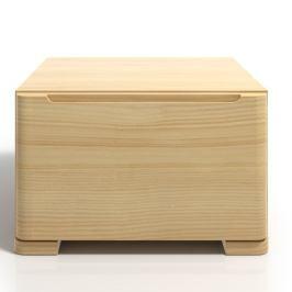 Noční stolek z borovicového dřeva se zásuvkou SKANDICA Sparta