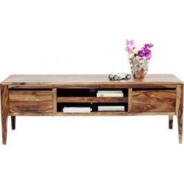 Nízká komoda/TV stolek ze dřeva sheesham Kare Design Brooklyn
