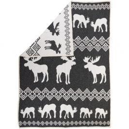 Žakárová deka North Moose