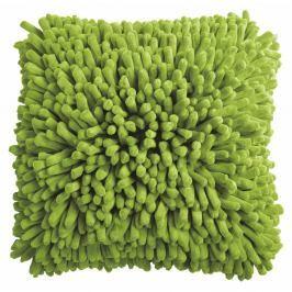 Zelený polštář ZicZac Spiky, 45x45cm