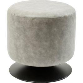 Šedá stolička Kare Design Richi