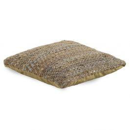 Hnědý polštář s výplní Geese Brisbane, 45x 45 cm