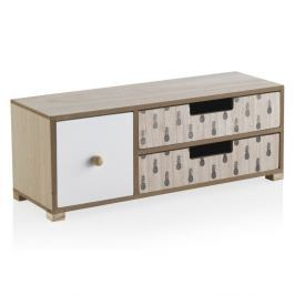 Úložný box se 3 zásuvkami Geese Munich, délka33cm