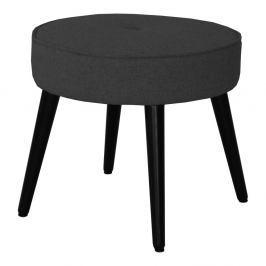 Černá stolička RGE Filip