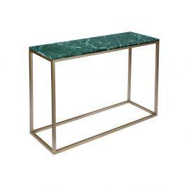 Konzolový stolek s mramorovou deskou RGE Accent