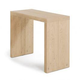 Rozkládací konzolový stolek La Forma Penta, délka 43-200 cm