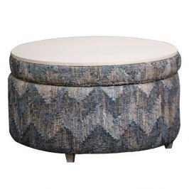 Modrá stolička Støraa Bristol