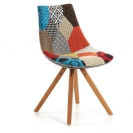 Vzorovaná židle La Forma Armony