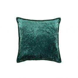 Zelený polštář White Label Tess, 45x45cm