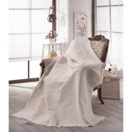 Deka z organické bavlny Ham, 180 x 230 cm