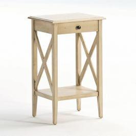 Dřevěný noční stolek Thai Natura Simplicity, 42 x 70 cm