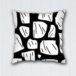 Sada 2 povlaků na polštář z mikrovlákna DecoKing Hypnosis Brokenglass, 40 x 40 cm