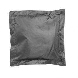 Tmavě šedý venkovní polštářek Sunvibes, 45 x 45 cm
