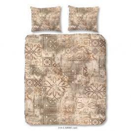 Povlečení na dvoulůžko z bavlněného saténu Muller Textiels Cassie, 200 x 240 cm