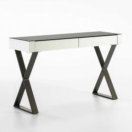 Konzolový stolek se 2 zásuvkami Thai Natura, délka131cm