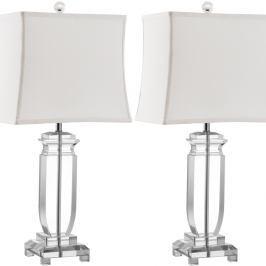 Sada 2 stolních lamp Max