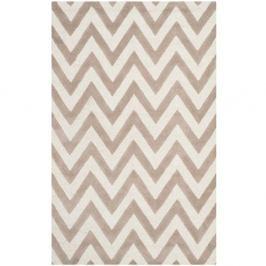 Vlněný koberec Safavieh Stella 91x152 cm, béžový