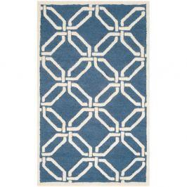 Vlněný koberec Safavieh Mollie Water, 121x182cm