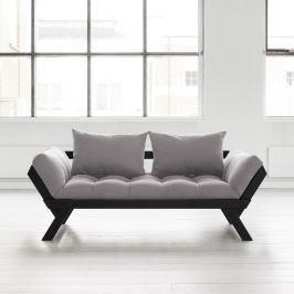 Variabilní pohovka Karup Design Bebop Black/Grey