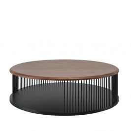 Konferenční stolek s deskou z ořechového dřeva Wewood - Portuguese Joinery Memória