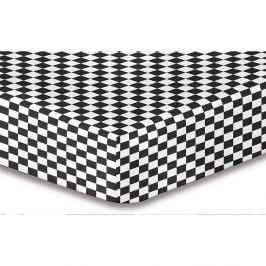 Prostěradlo z mikrovlákna DecoKing Hypnosis Triumph Brisa, 120x200cm