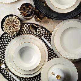 24dílná sada porcelánového nádobí Kutahya Oldie