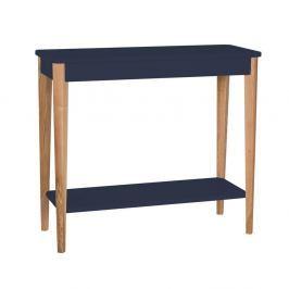 Tmavě šedý konzolový stolek Ragaba Ashme, šířka85cm