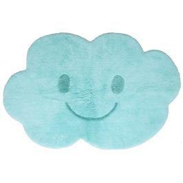 Dětský modrý koberec Nattiot Nimbus, 75x115cm