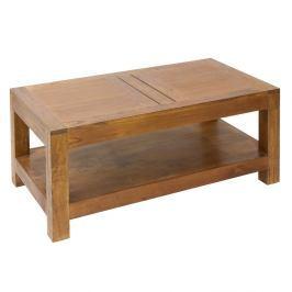 Konferenční stolek ze dřeva mindi SantiagoPons Mindi