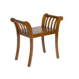 Stolička ze dřeva mindi a ořešáku SantiagoPons Nicola