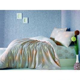 Bavlněné povlečení na dvoulůžko Rossa Cassie, 160 x 220 cm