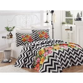Bavlněný přehoz přes postel na jednolůžko Single Pique Masalo, 160 x 235 cm
