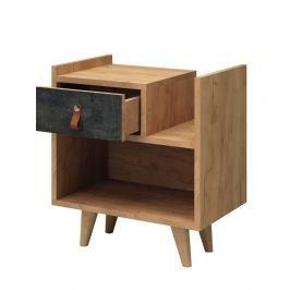Noční stolek Polla