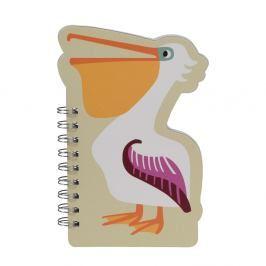 Blok Rex London Fred the Pelican
